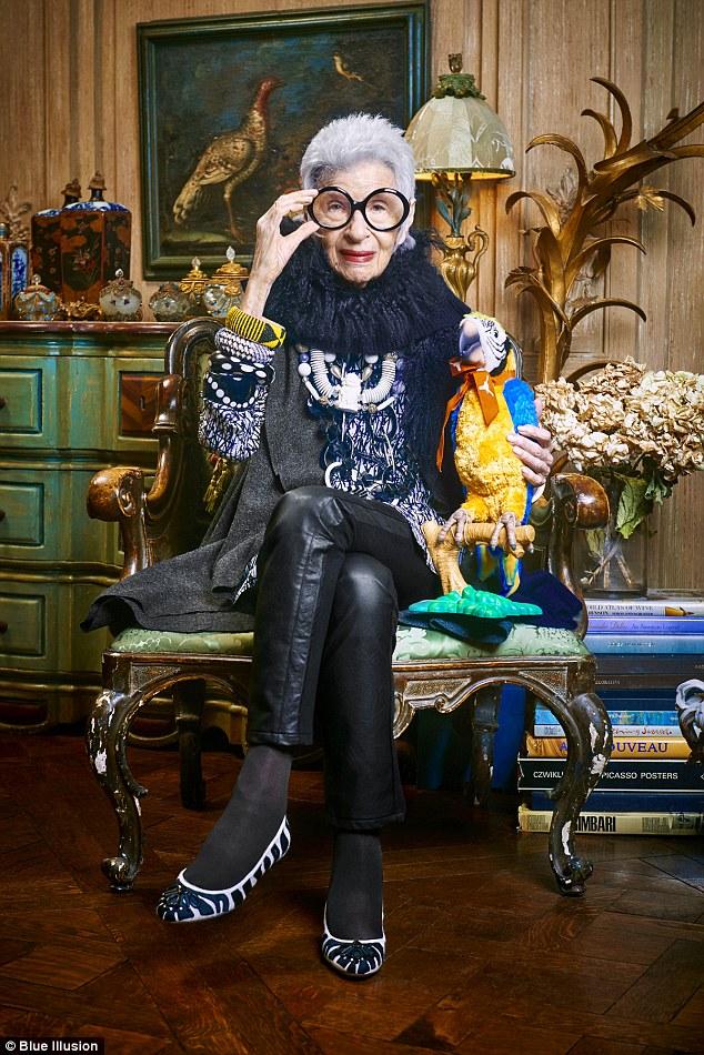 """94-річна """"ікона стилю"""" стала обличчям відомого бренду  - фото 4"""