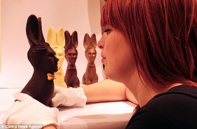 Шоколадний заєць: Камбербетча можна буде з'їсти на Великдень  - фото 1