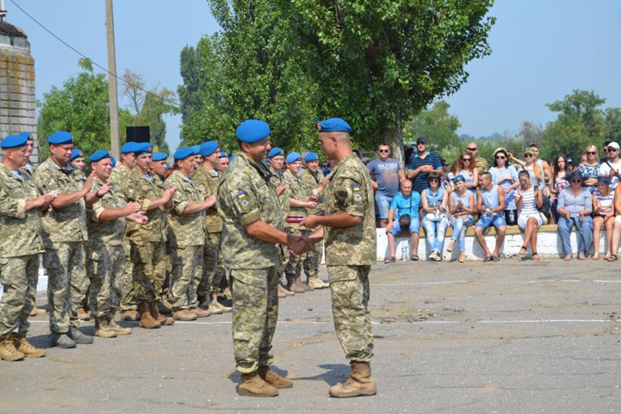 Рукопашний бій та десантування: у Миколаєві відбулись військові навчання - фото 2