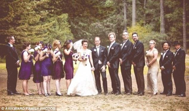 Найжахливіші весільні фотографії у світі - фото 12