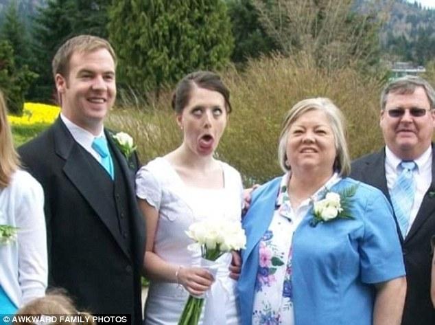 Найжахливіші весільні фотографії у світі - фото 11