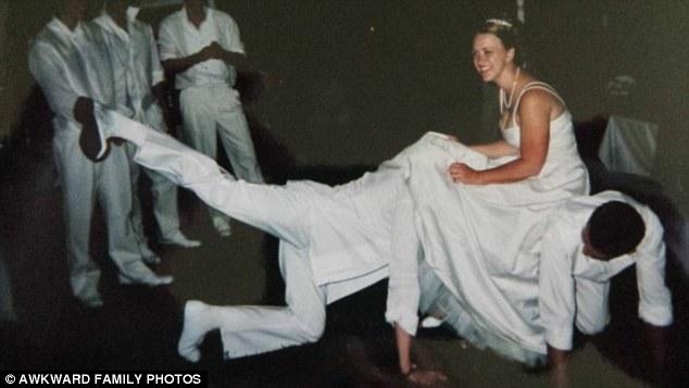 Найжахливіші весільні фотографії у світі - фото 10