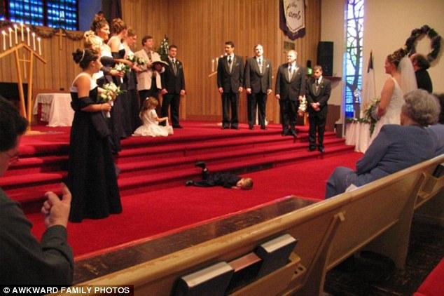 Найжахливіші весільні фотографії у світі - фото 5