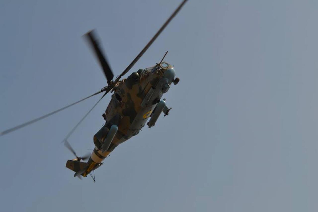Рукопашний бій та десантування: у Миколаєві відбулись військові навчання - фото 1