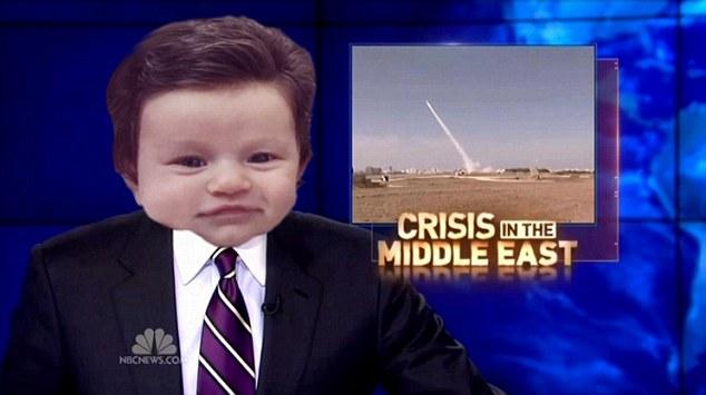 Новонароджений малюк став зіркою інтернету через густе волосся - фото 5