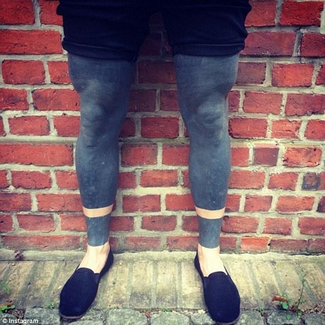 Чорне тіло: жахливий тренд татуювання підкорює соцмережі  - фото 3