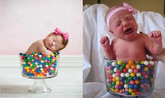 Смішно до сліз: як батьки намагалися відтворити глянцеві фотосесії з дітьми - фото 2
