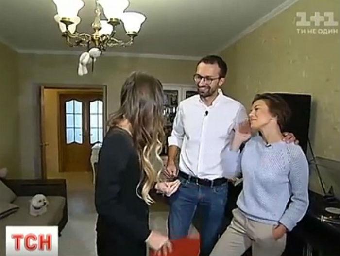 Лещенко зі своєю дівчиною показав квартиру - фото 1