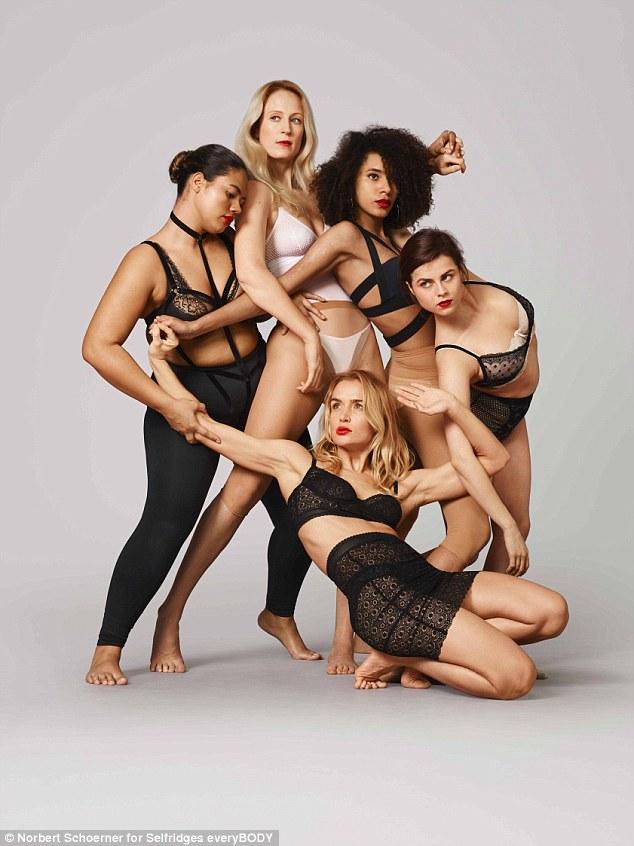 23-річна plus-size модель стала зіркою реклами для британського універмагу - фото 2