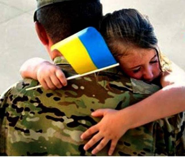"""""""Сине-желтые цвета и шевроны стали символом мужества наших защитников"""", - Порошенко поздравил Украину с Днем Государственного флага - Цензор.НЕТ 3130"""
