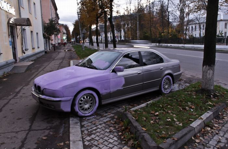 30 суворих покарань для тих, хто паркується, як мудак - фото 26