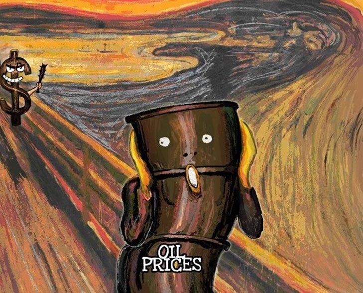 Нафта із Ірана полилась в гроб російського тирана - фото 1