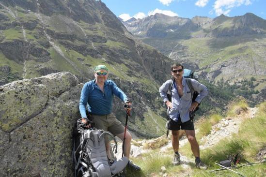 Харківській альпініст підкорив найвищу вершину Італії - фото 1