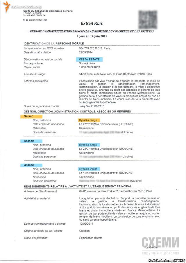 """Соратник Ляшка """"забув"""" задекларувати розкішну квартиру в Парижі (ФОТО, ВІДЕО) - фото 2"""