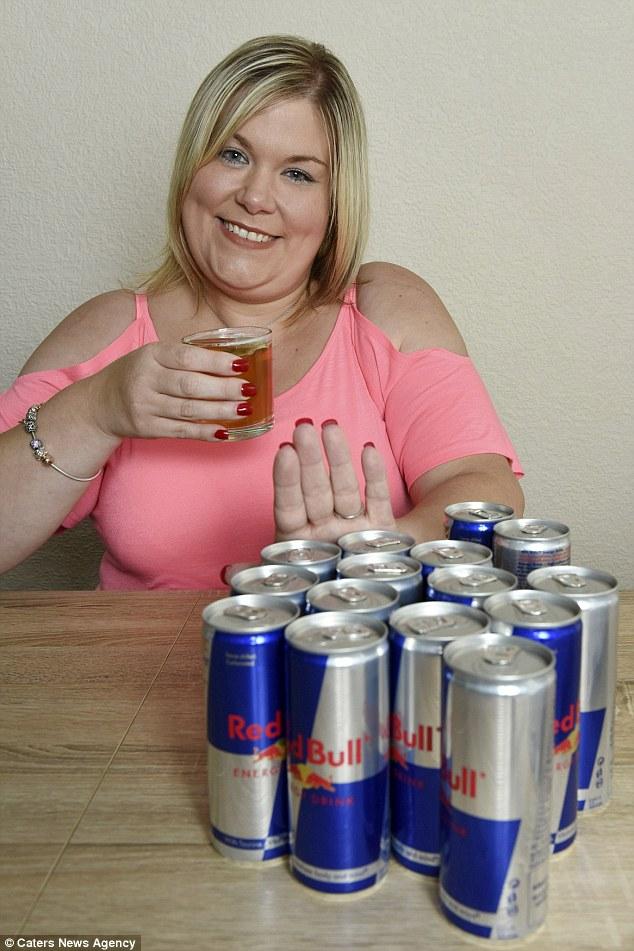 Жінка, яка витратила  тис. на Red Bull, ледь не померла  - фото 1