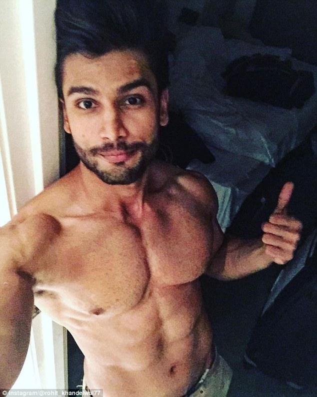 27-річний красень із Індії став найгарнішим чоловіком у світі - фото 4
