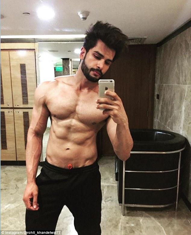 27-річний красень із Індії став найгарнішим чоловіком у світі - фото 3