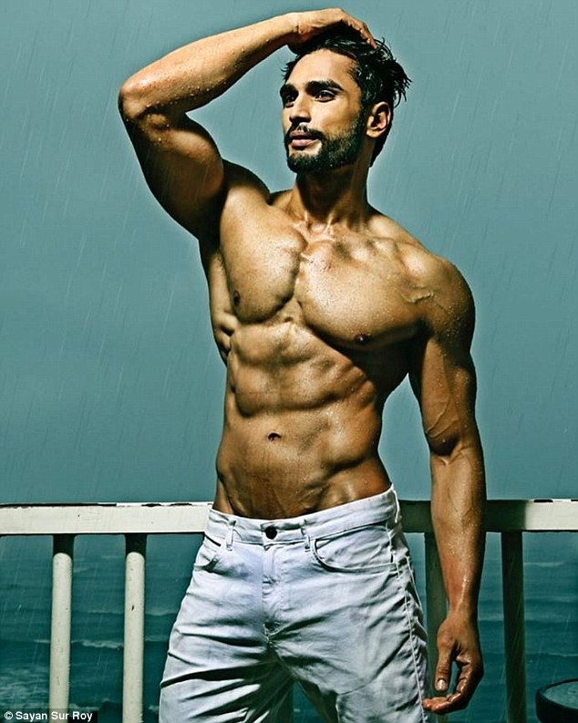 27-річний красень із Індії став найгарнішим чоловіком у світі - фото 2