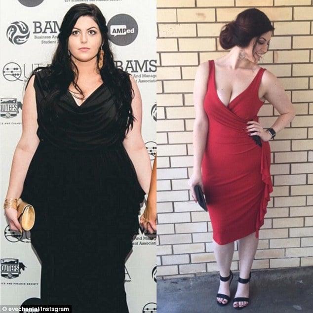 Як дівчина схудла на 50 кг та 10 розмірів завдяки гаджету  - фото 1