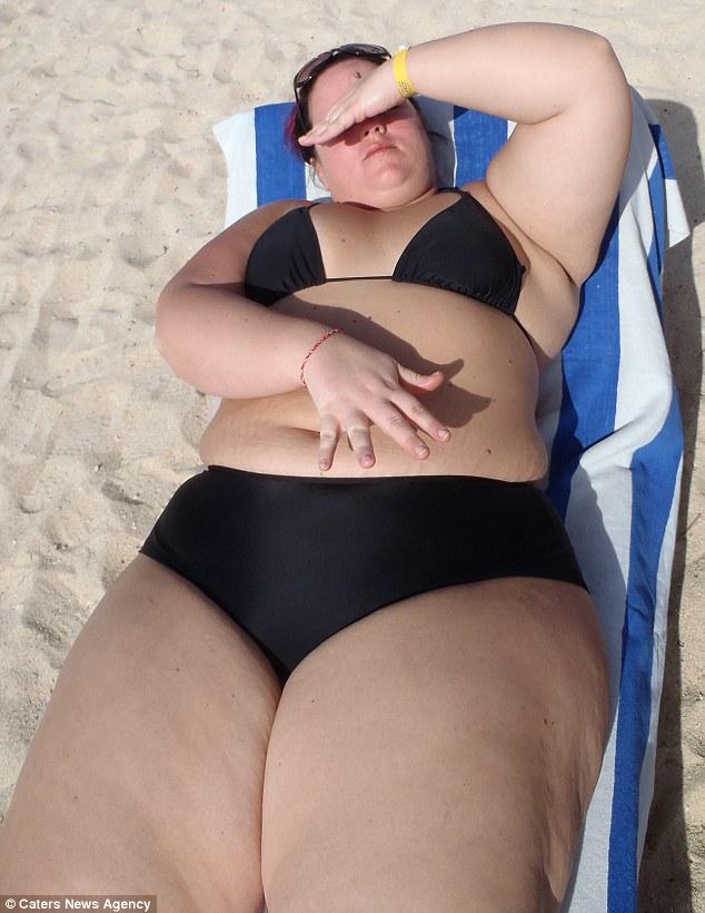 голые тети толстушки фото