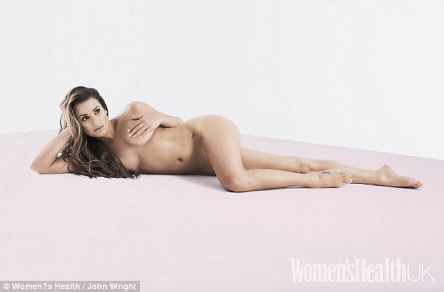 Американська акторка повністю роздяглася, аби довести користь фітнесу - фото 3