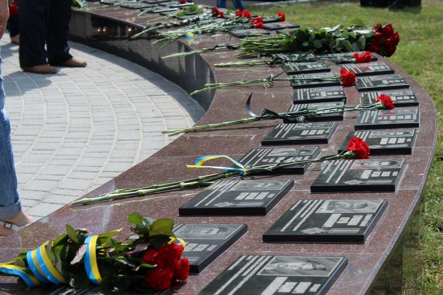 У Миколаєві відкрили меморіальний комплекс загиблим десантникам - фото 3