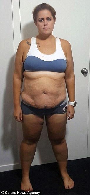 Як жінка, яка витрачала на МакДональдс $100 тис., схудла на 107 кілограмів - фото 3