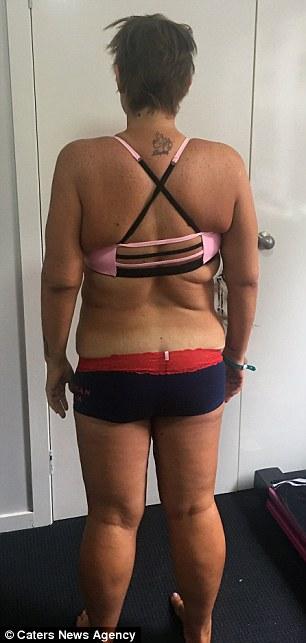 Як жінка, яка витрачала на МакДональдс $100 тис., схудла на 107 кілограмів - фото 4