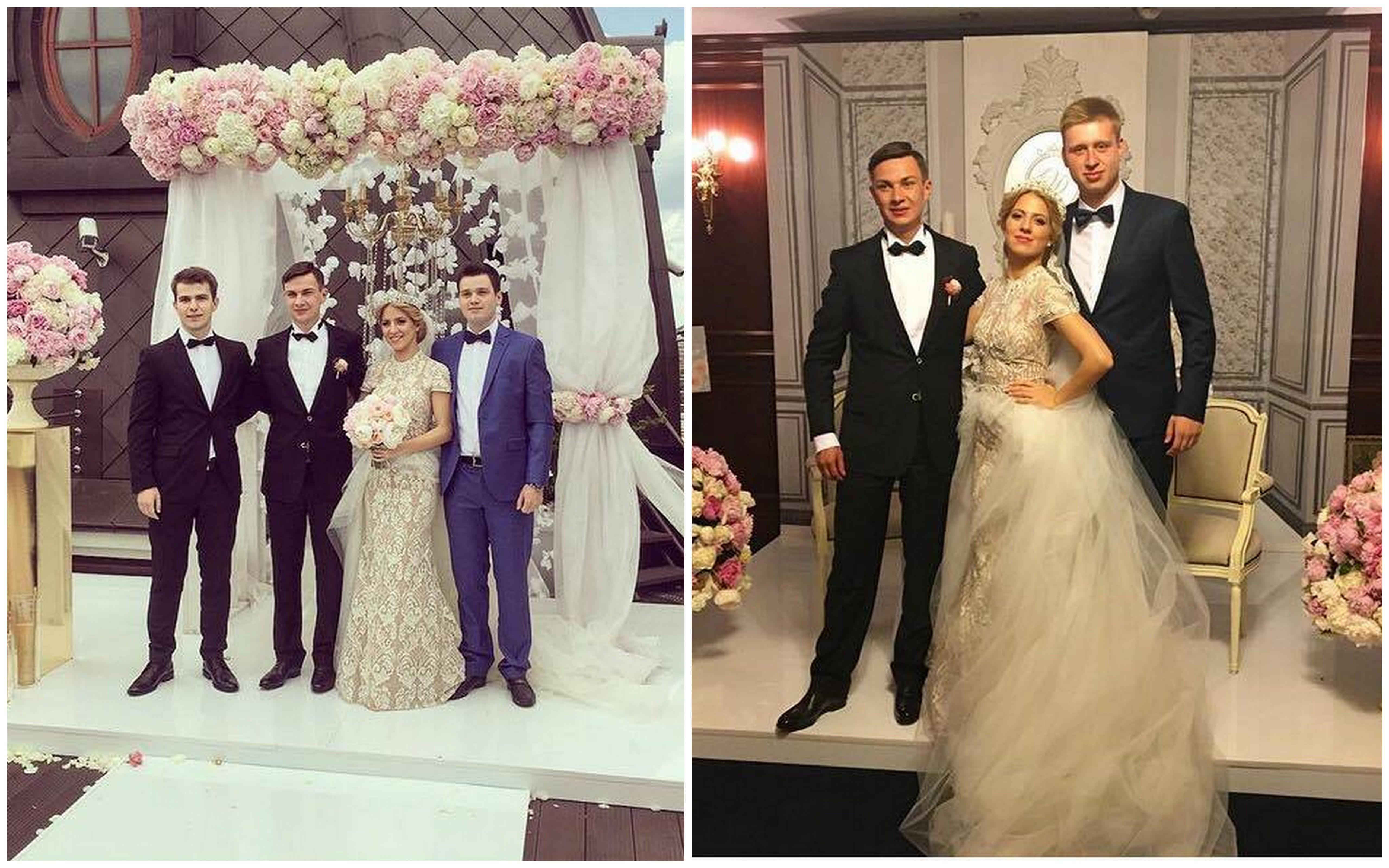 Гелетей одружив сина за півтора мільйона гривень - фото 2