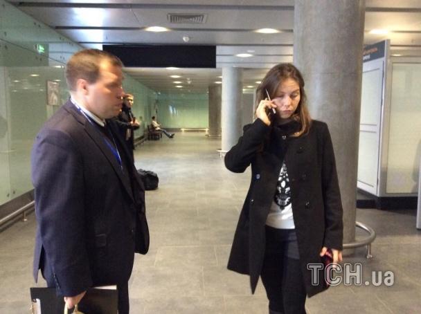 Сестра Надії Савченко таки прорвалась до Росії - фото 2