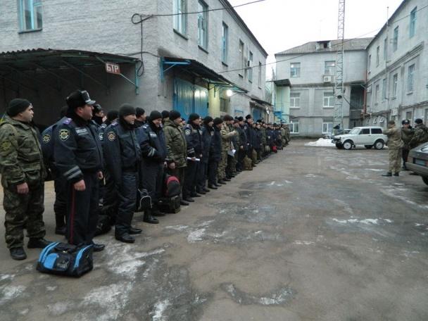 """Всю поліцію Донеччини підняли по """"тривозі"""" - фото 1"""