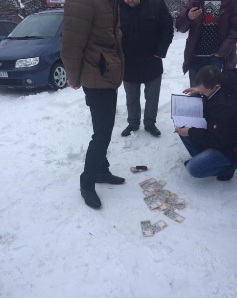 У Києві фіскал-хабарник влаштував масштабну ДТП, тікаючи від силовиків - фото 10