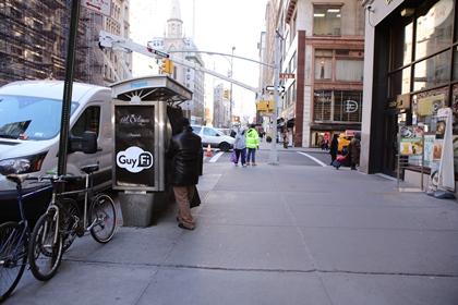 У центрі Нью-Йорка відкрили кабінку для мастурбації - фото 2