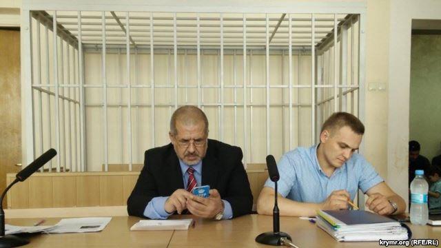 """Чубаров хоче поручитись за кримського бійця """"Айдару"""" (ФОТО) - фото 1"""