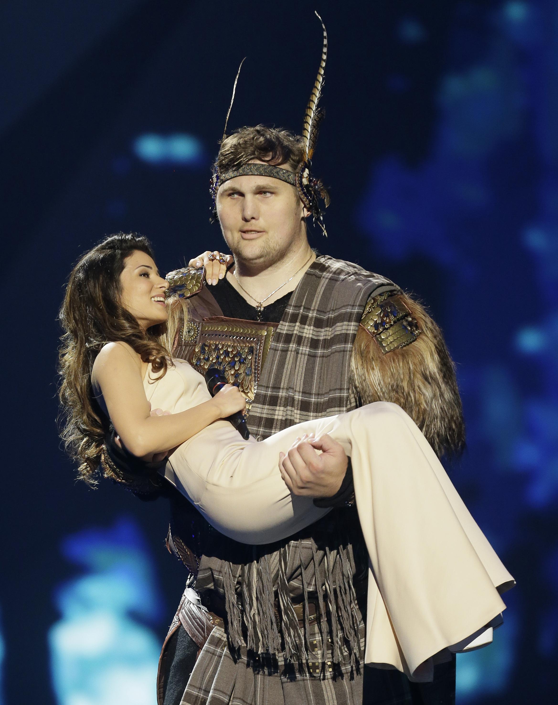 В чому і за скільки виступали українці на Євробаченні - фото 11