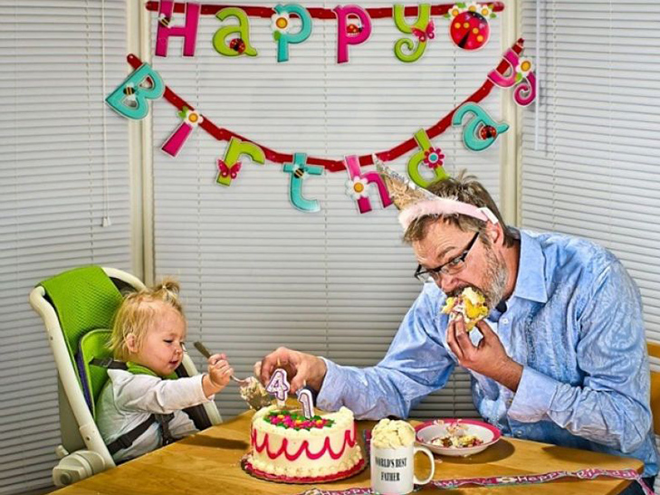 20 прикладів того, що батьки - це такі ж діти, тільки постарше - фото 11