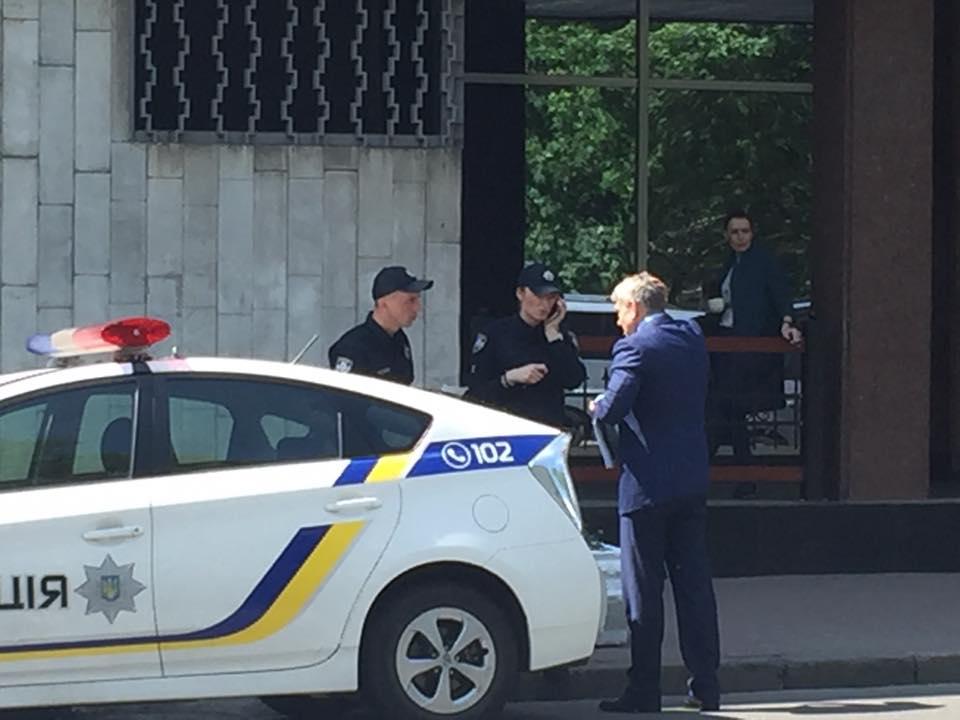 Міністр Насалик пояснив, як заробив штраф під Кабміном - фото 1