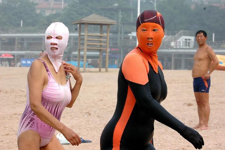30 дивних і кумедних пляжних фотографій - фото 13