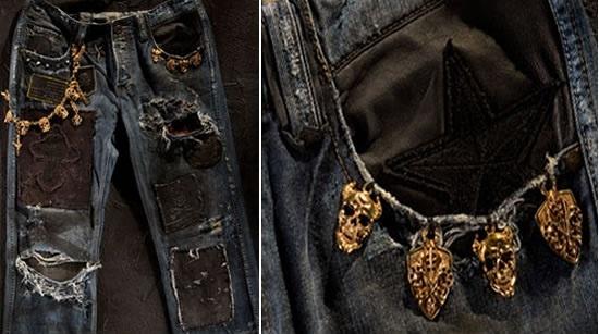 Еволюція джинсів: від хіпових кльошів до пафосу за $3,5 тис. - фото 13