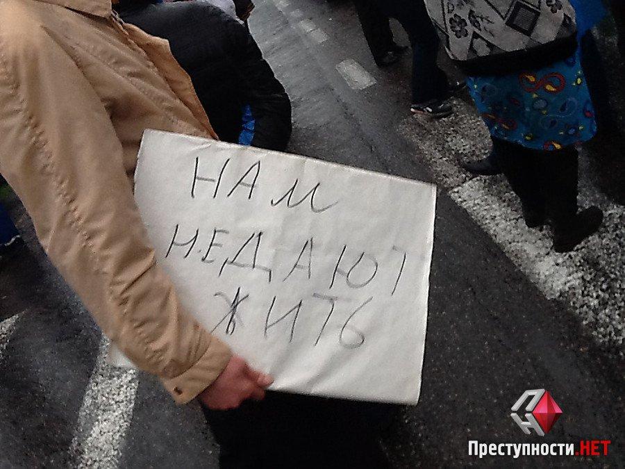 """Ніде пасти корів: селяни перекрили трасу """"Миколаїв-Одеса"""" - фото 3"""