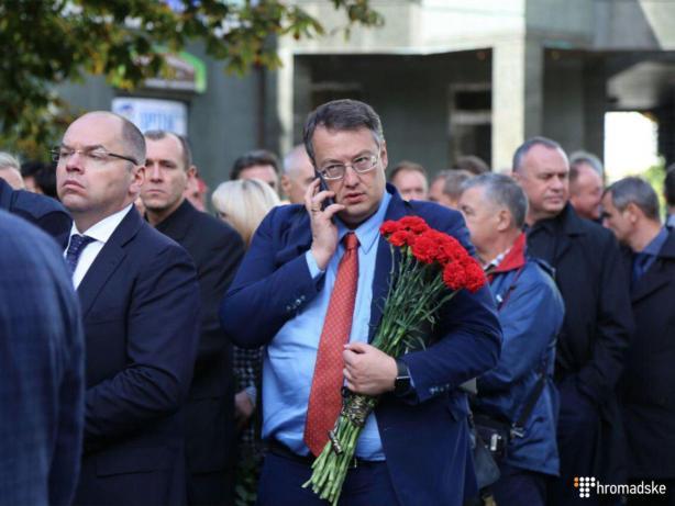 Депутати пішли з засідання раніше, щоб попрощатися з Тарановим  - фото 3