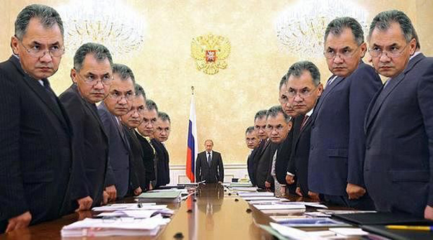 Сьогодні найвідомішому тувінцю Росії - Шойгу 60 років (ФОТОЖАБИ) - фото 2