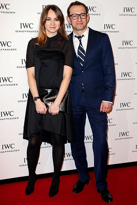Безруков та Хабенський вперше офіційно представили своїх нових дружин  - фото 5
