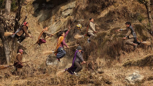 Як індійський вчений заохотив дітей до навчання завдяки Гаррі Поттеру та квідичу - фото 4