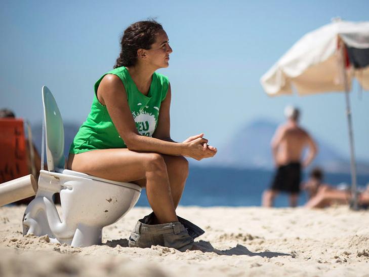 30 дивних і кумедних пляжних фотографій (Частина 2) - фото 2