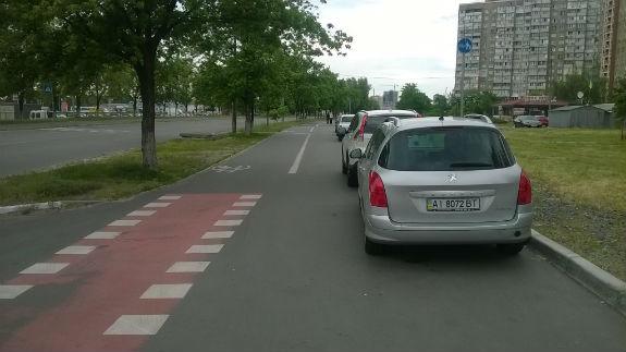 Увесь шик і блиск велодоріжки Кличка зліз за 9 місяців  - фото 4