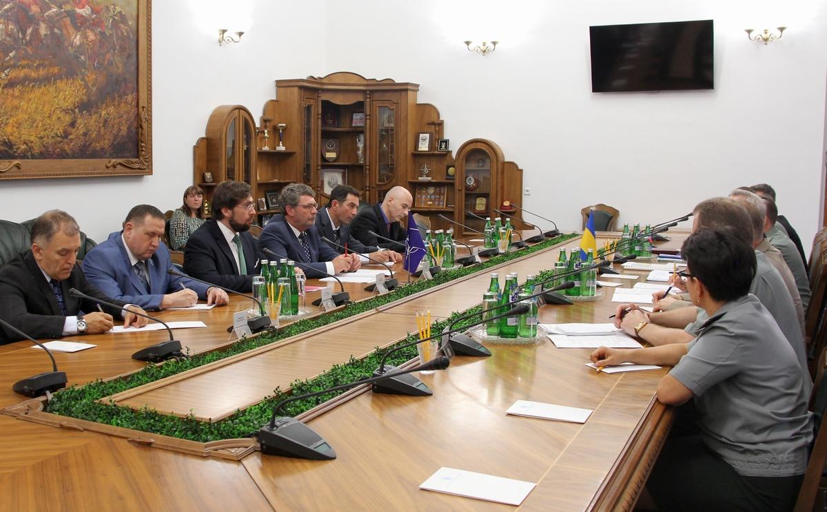 НАТО включил Украину всистему военного планирования
