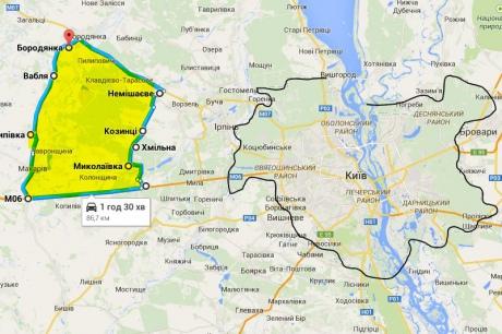 Оточенню Януковича залишили 31 га мисливських угідь на Київщині - фото 1