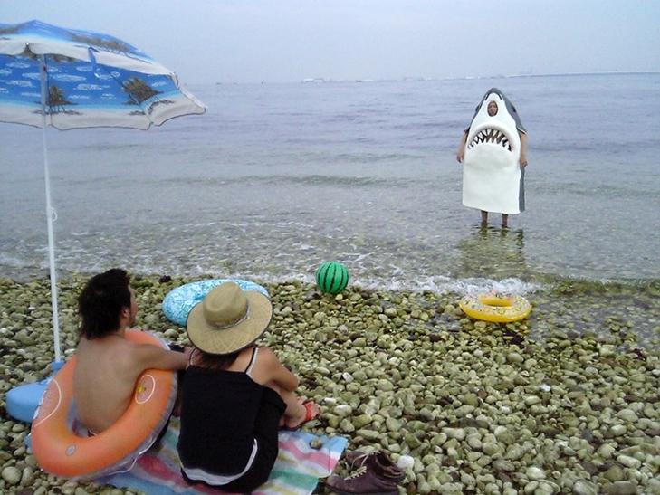 30 дивних і кумедних пляжних фотографій - фото 1