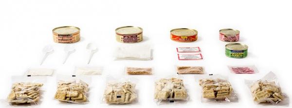Як виглядають продуктові військові набори у різних частинах світу - фото 1